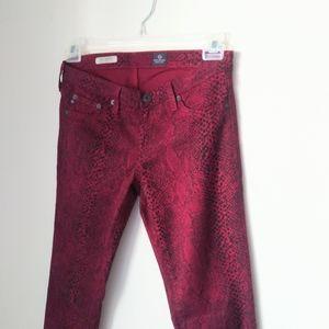Adriano Goldschmeid skinny jeans size 27